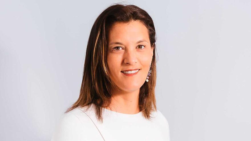 Virginia Suárez, psicóloga y vocal de Igualdad y Violencia de Género del Colegio Oficial de Psicología de Las Palmas.