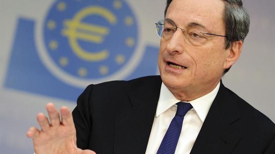 El BCE mantiene sus pronósticos de crecimiento e inflación para este año