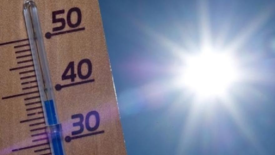 Activado para este lunes la alerta naranja por temperaturas altas extremas que podrían alcanzar los 39 grados