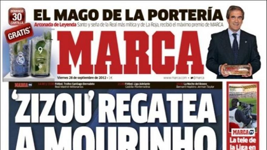 De las portadas del día (29/09/2012) #11