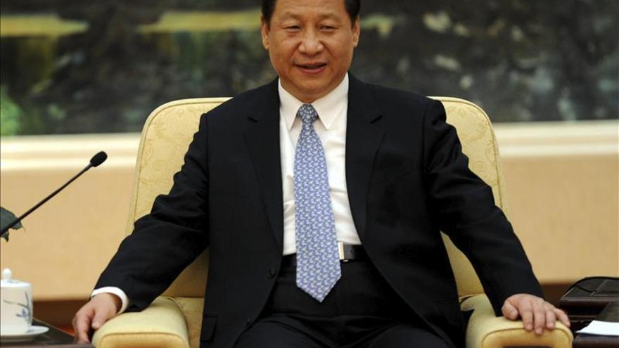 """Xi Jinping ofrece """"relanzar la cooperación con España"""" tras 40 años de lazos"""