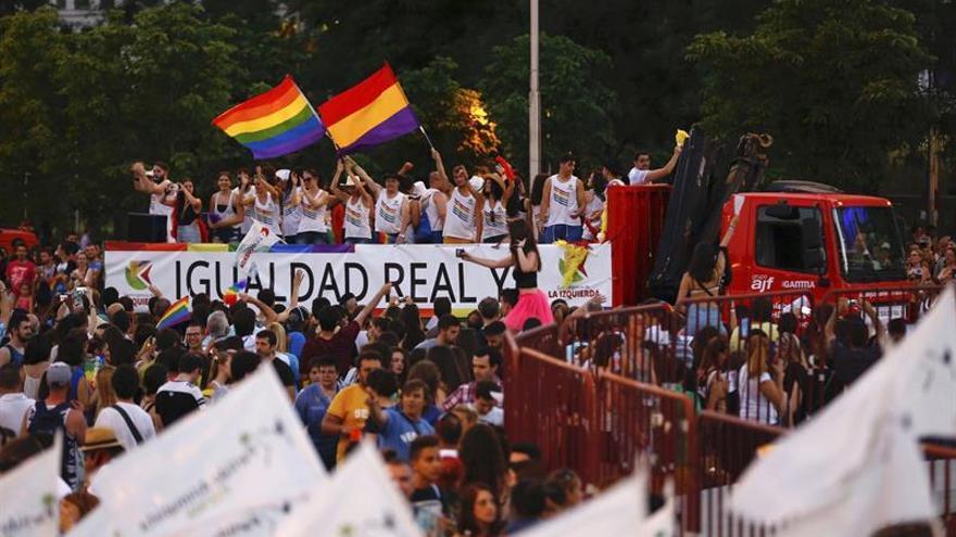 Los sanitarios atendieron a más de 200 personas en el Orgullo Gay en Madrid