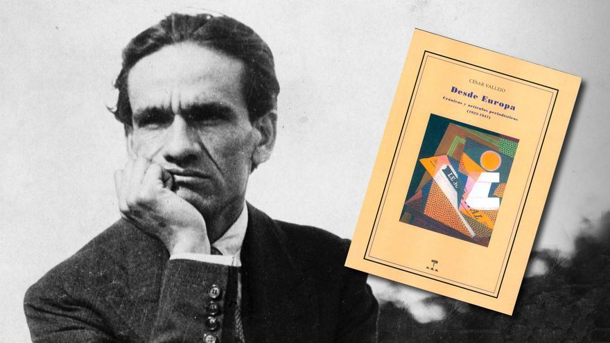 'Desde Europa', Cesar Vallejo. E.D.A.