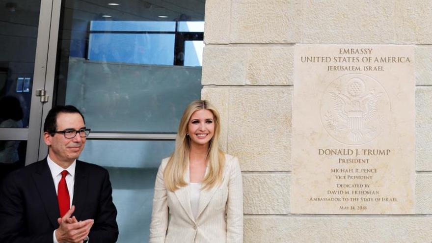 Estados Unidos inaugura su embajada ante Israel en Jerusalén