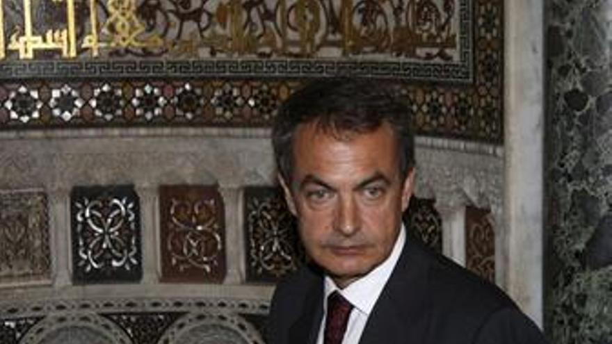 Zapatero en Damasco