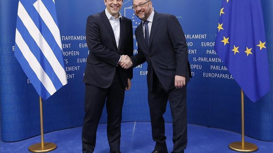 """Tsipras afirma que no hay """"un problema griego, sino europeo"""" y pide solidaridad"""
