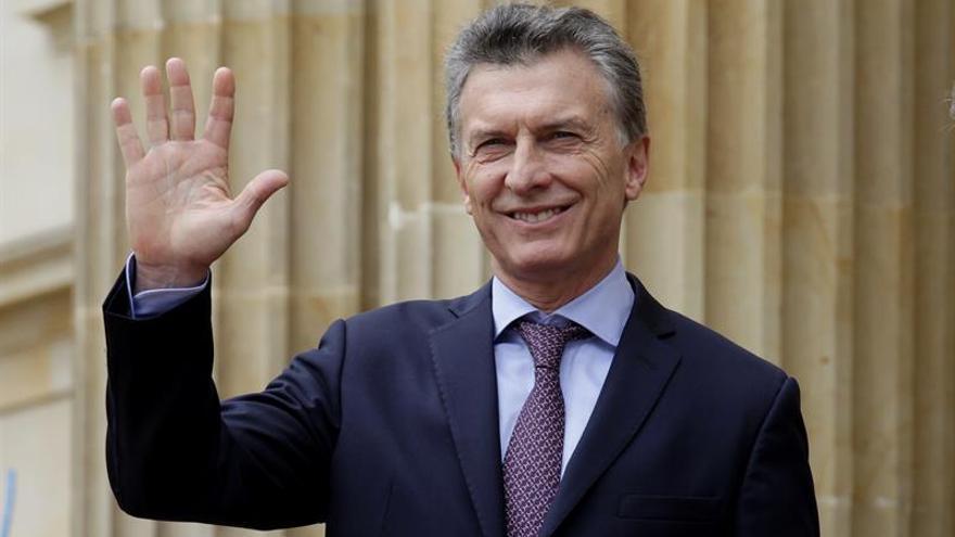 Macri inicia su viaje a Francia, Bélgica, Alemania y EE.UU. donde asistirá a la conferencia de Sun Valley