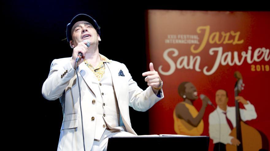 Zenet, en su segunda visita a Jazz San Javier