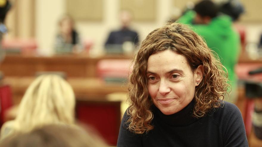 La coordinadora del PSC en Madrid, elegida vicepresidenta de la Comisión Constitucional del Congreso