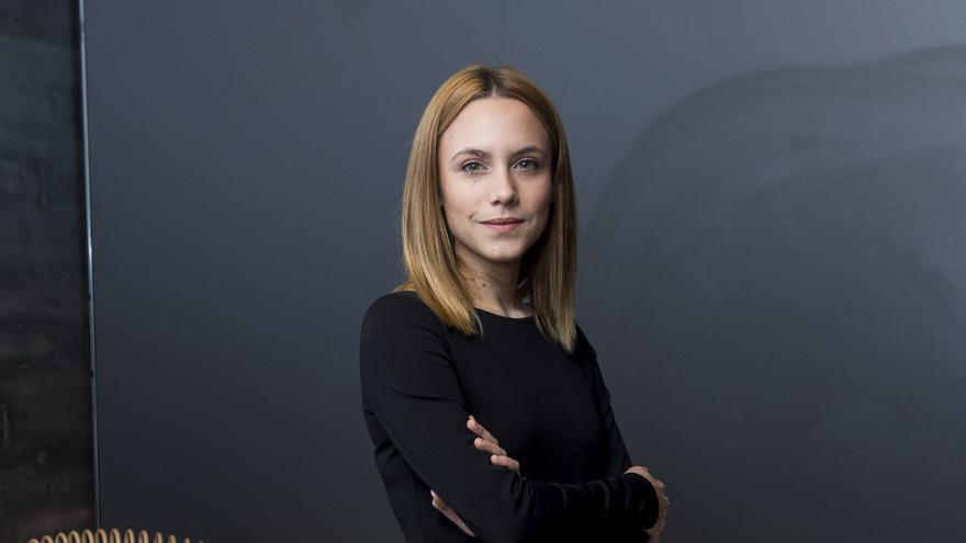 Aura Garrido, nominada a los premios Platino por 'El Ministerio del Tiempo'