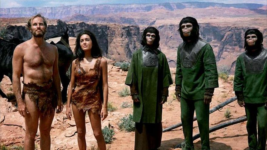 ¿Cuántas películas de El Planeta de los simios cree que hay?