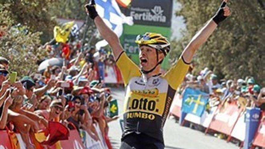 La Vuelta a España triunfa en TDP (3.6%) y La 1 (13.3%)