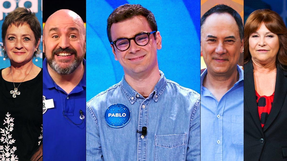 Los concursantes más carismáticos de la TV