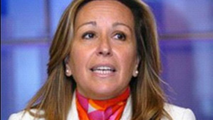 Trinidad Jiménez.