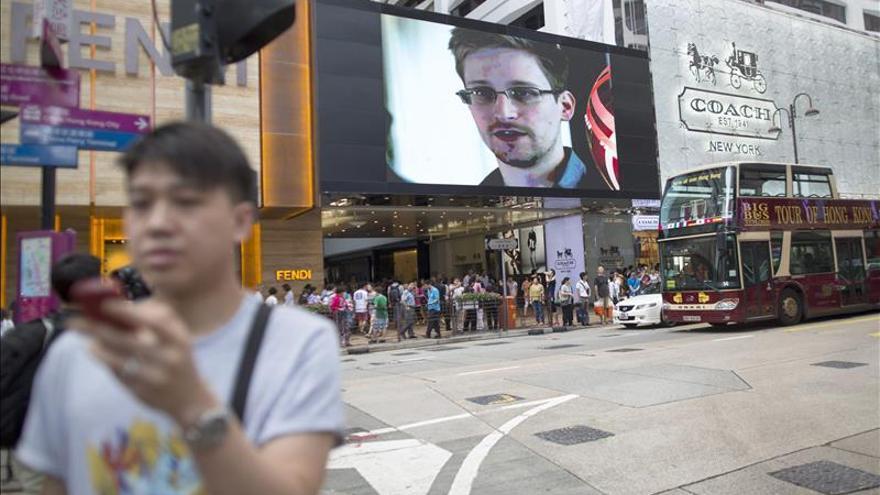 Snowden encuentra trabajo en una de las principales páginas web de Rusia