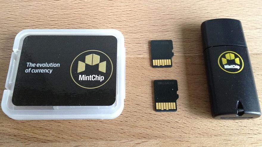 MintChip, divisa virtual canadiense