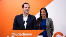 Ignacio Aguado y Begoña Villacís, el tándem de Ciudadanos en Madrid que quiere dejar de ser la muleta del PP