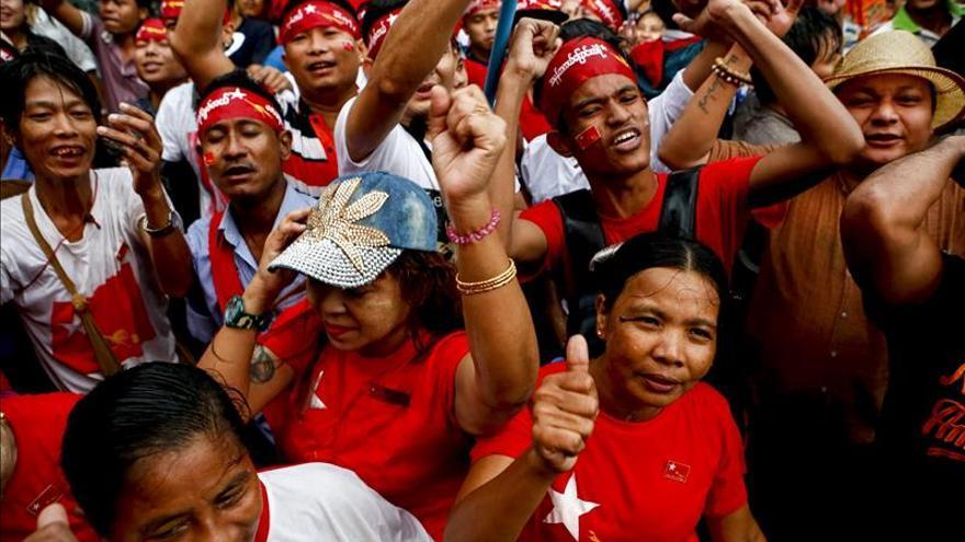 El partido de Suu Kyi tiene mayoría para elegir al próximo presidente de Birmania