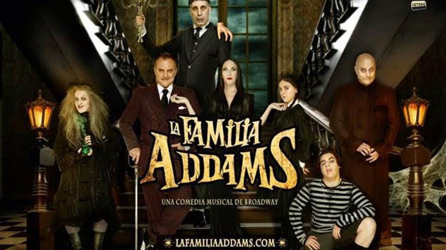 Musical 'La Familia Addams'.