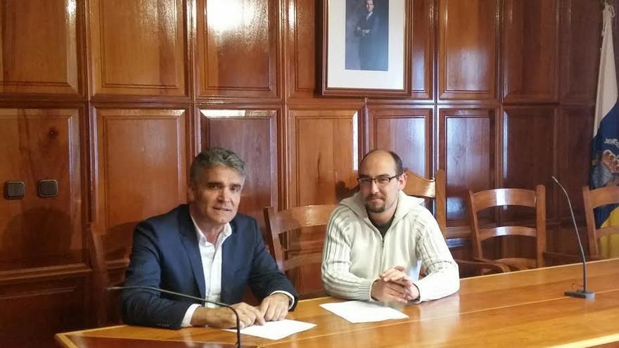 Garaf a y el cit tedote firman un convenio para la gesti n for Convenio oficinas y despachos tenerife