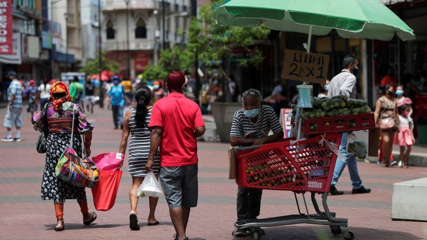 Las autoridades de Panamá advierten la posibilidad de retomar las restricciones contra la pandemia