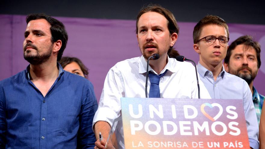 Acto de Unidos Podemos