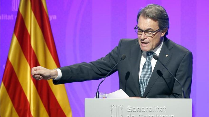 Mas dice que las inversiones previstas evidencian el desprecio sistemático a Cataluña