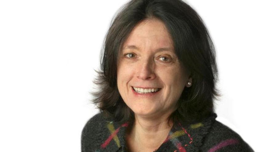Kathleen Day, profesora de la Universidad Johns Hopkins y exredactora de finanzas de The Washington Post.
