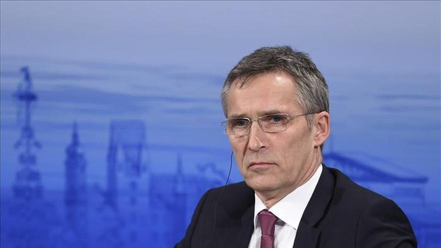 """La OTAN exige a Rusia un """"cambio de rumbo"""" en la crisis de Ucrania"""