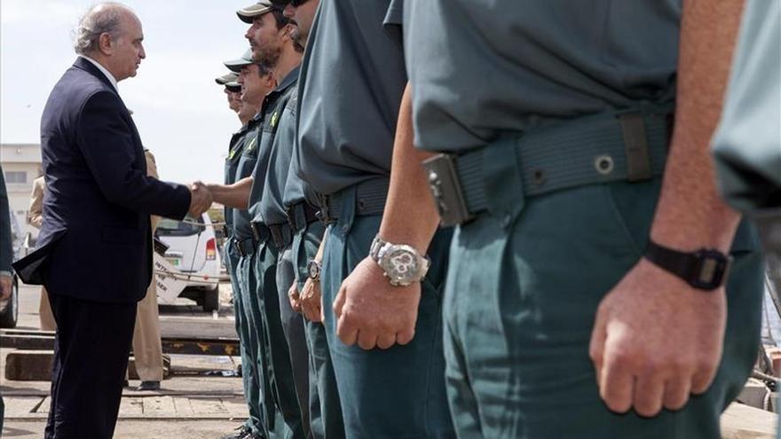 Tres de cada cuatro guardias civiles se pasarían a la Policía Nacional