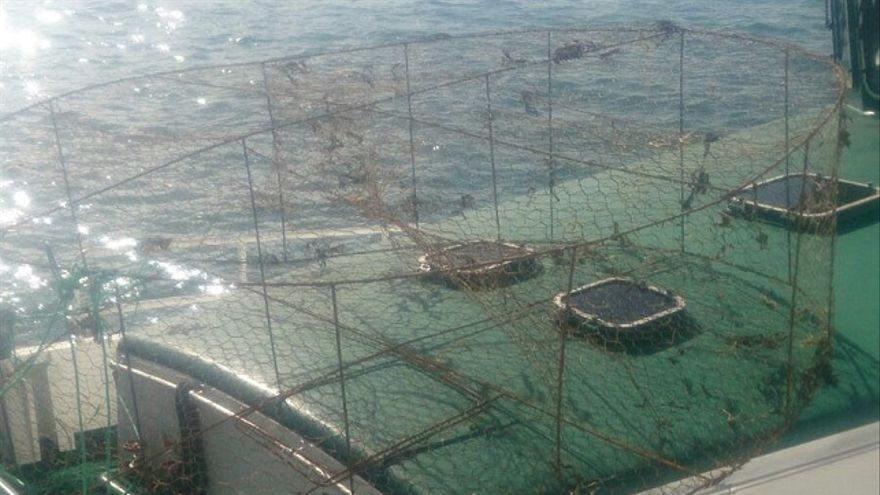 Nasa ilegal en Fuerteventura (Canarias Ahora)