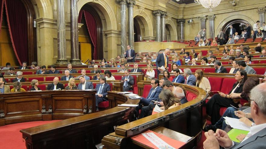 El Parlament tramita pedir al Congreso que declare nulos las sentencias franquistas