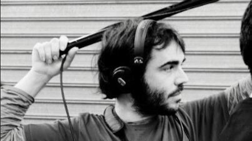 Àlex Badia, de Barret Films, director del webdocumental 0responsables.com / Stella Blasco