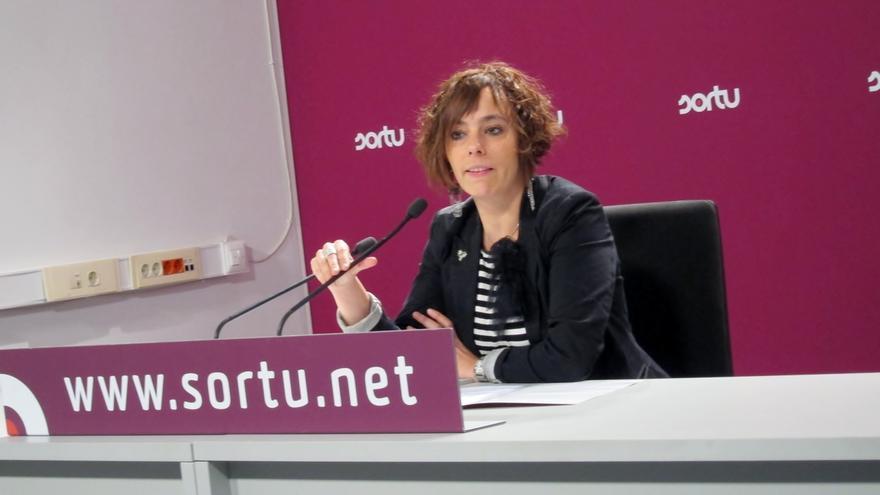 La abogada de presos de ETA y actual portavoz de Sortu defenderá a los detenidos por la agresión en Alsasua