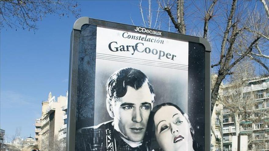 El Gary Cooper más personal, en una muestra con la que arranca Retroback 2015