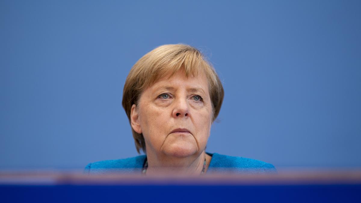 La canciller alemana, Angela Merkel. EFE/EPA/HENNING SCHACHT