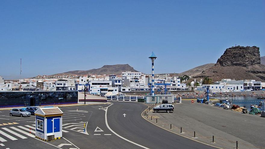 Puerto de Las Nieves.