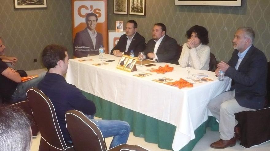 Ciudadanos apuesta por potenciar el polígono industrial de Vallegón
