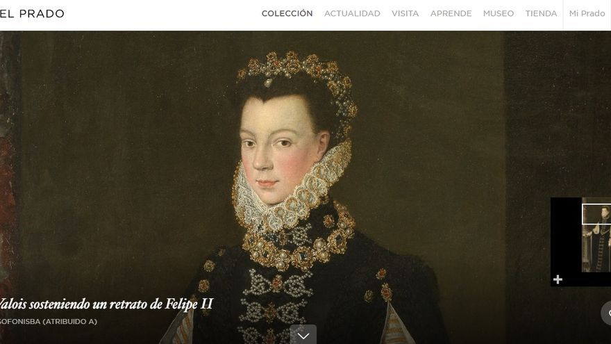 Exposición virtual Museo del Prado