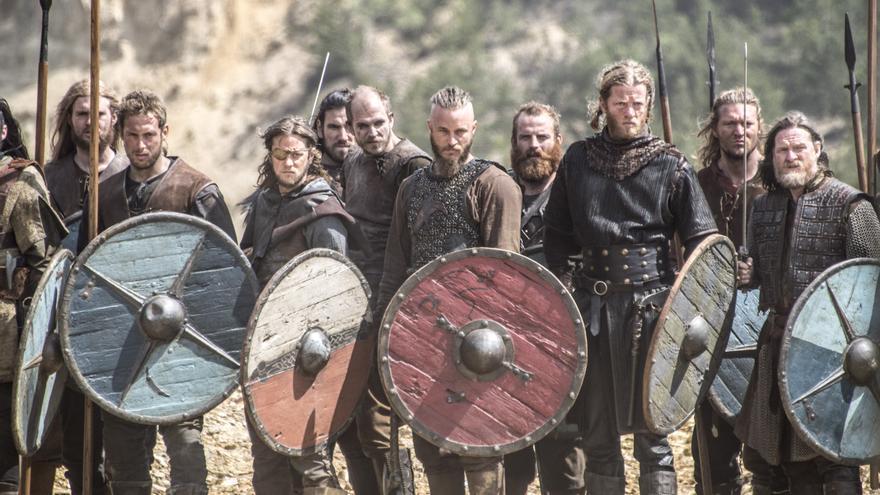 Vikingos: preparados para la segunda temporada