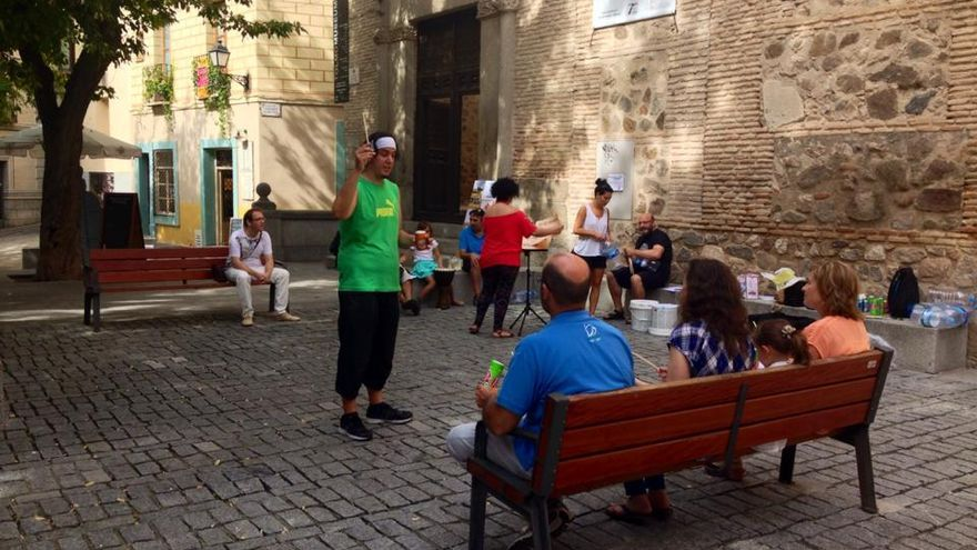 Actividades Voix Vives Toledo