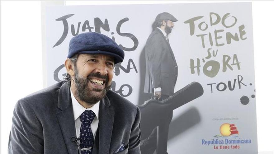 "Juan Luis Guerra: ""Cuando llegué a España en 1989, aquí no se bailaba merengue"""