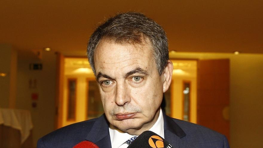 """Zapatero pide no meter presión: """"No seré de los que diga que sería horrible"""" no llegar a un acuerdo"""