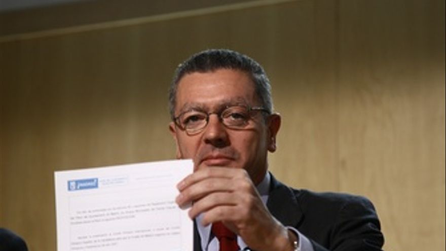 Gallardón Presenta La Candidatura De Madrid A Los JJOO