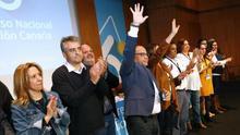 José Miguel Barragán se proclama de nuevo secretario general de CC en un congreso sin sorpresas