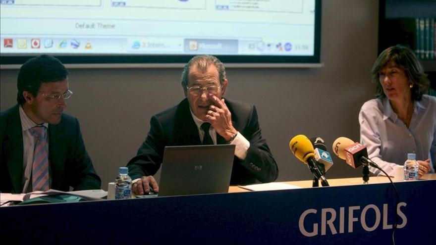 Grifols compra por 12 millones el 21,3 por ciento de la biotecnológica belga TiGenix