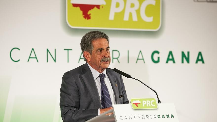 """Revilla ve difícil un nuevo pacto con PSOE porque """"no hay un buen ambiente ahora en las relaciones"""""""