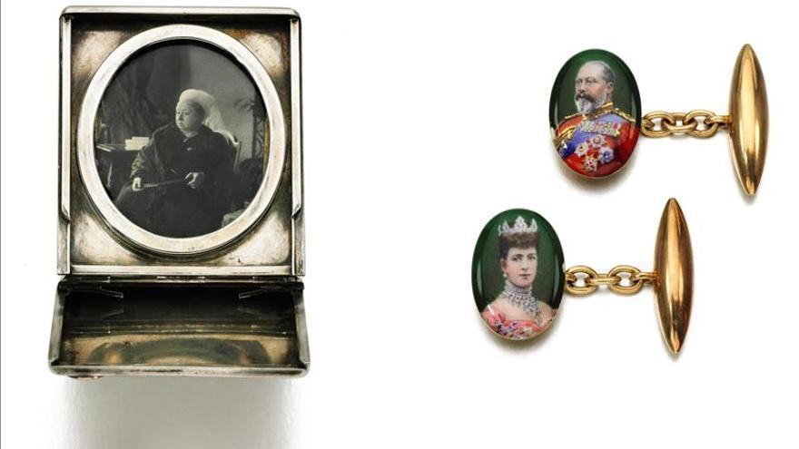Salen a subasta joyas y objetos de los duques de Windsor