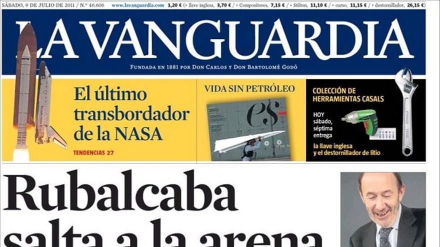 De las portadas del día (09/07/2011) #9