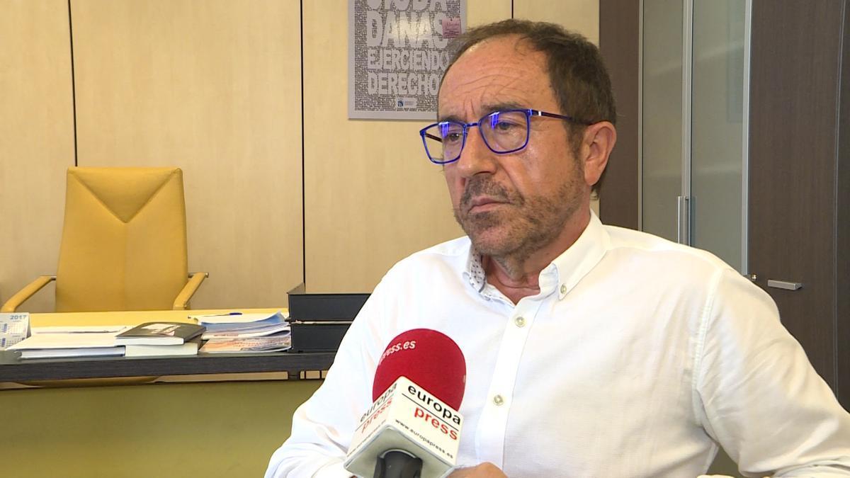 Andrés Perelló, embajador de España ante la UNESCO
